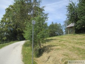 trasa rowerowa Beskidy